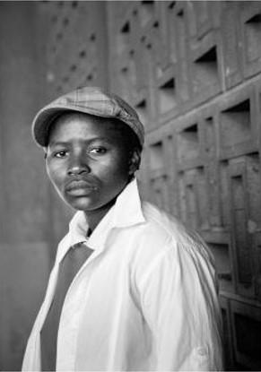 Amogelang Senokwane, 2009. © Zanele Muholi