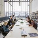 V&A/RCA History of Design course library. Photographer: Richard Haughton
