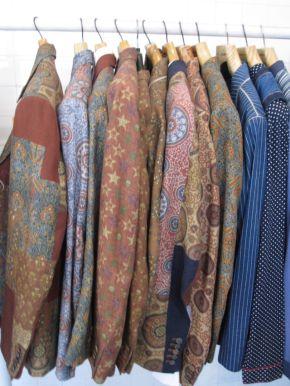 Rajesh Pratap Singh studio ajrakh jackets