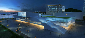 Shekou Design Museum  (China Merchants Property Development / Maki and Associates)
