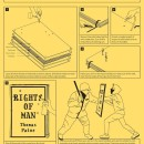 How to Guide: Book Bloc Shield. llustration by Marwan Kaabour at Barnbrook