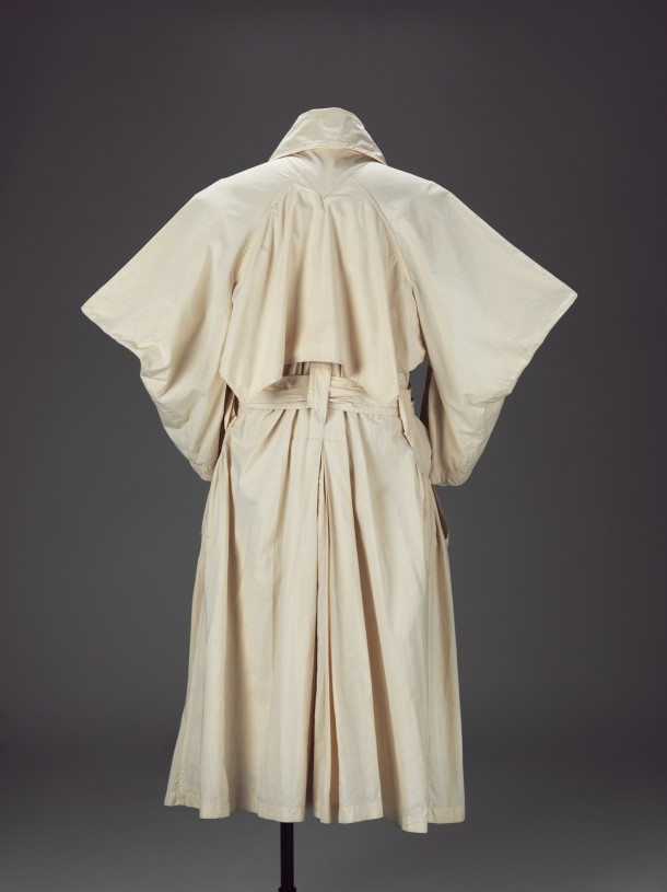 Raincoat 'Witches' 1983 Vivienne Westwood and Malcolm McLaren Given by David Barber, in memory of Rupert Michael Dolan T.268:1, 2-1991 © Victoria and Albert Museum, London