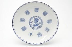 Wedgwood King Edward VIII plate
