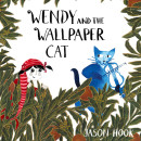 Wendy and The Wallpaper Cat FLAT