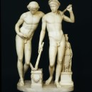 A.59-1940, Castor and Pollux by Joseph Nollekens, 1767. On display in gallery 118.