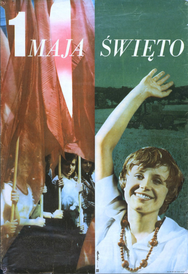 1 Maja Swieto' (May Day Holiday)