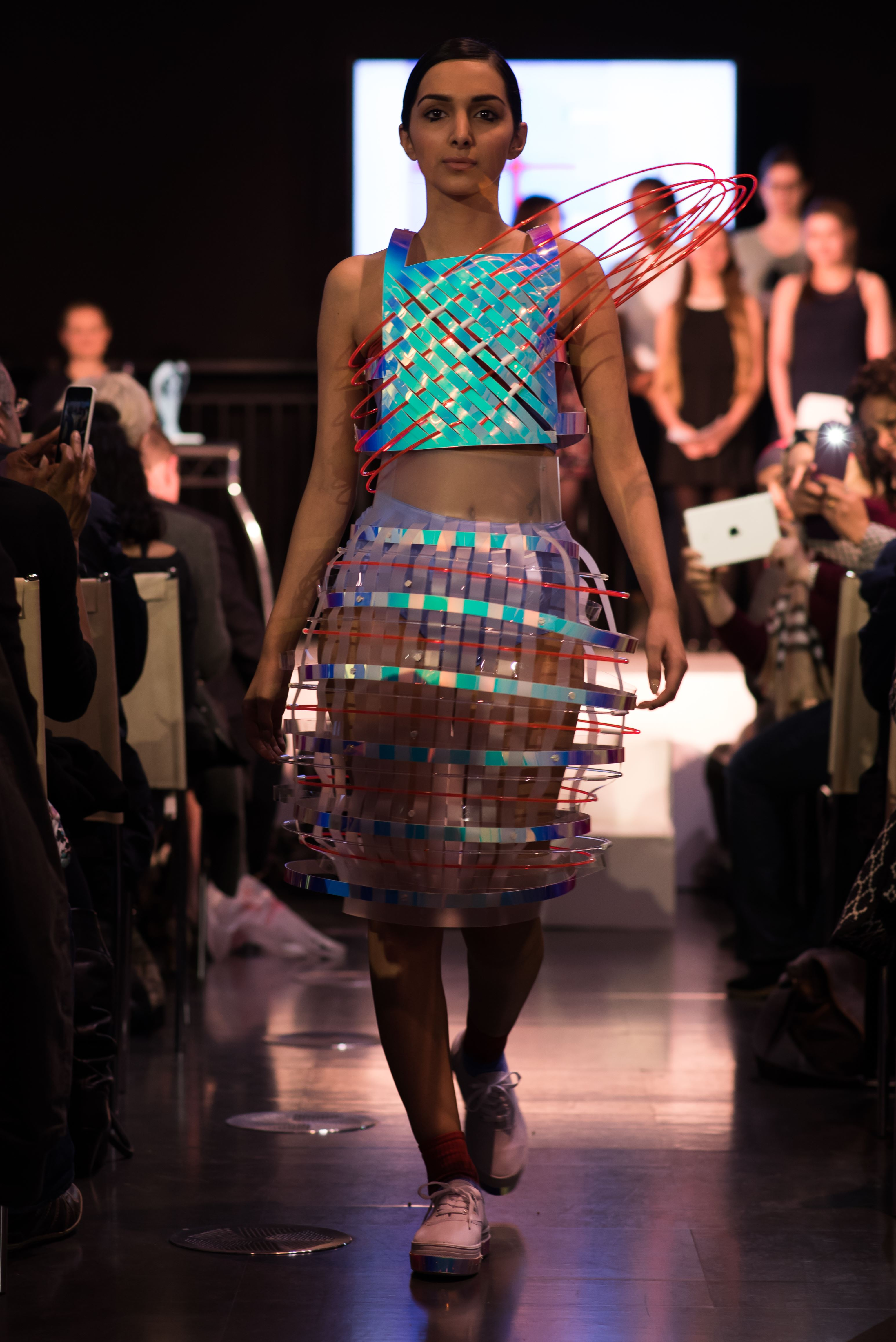 Concept to Catwalk Final at the Olympic Park • V&A Blog