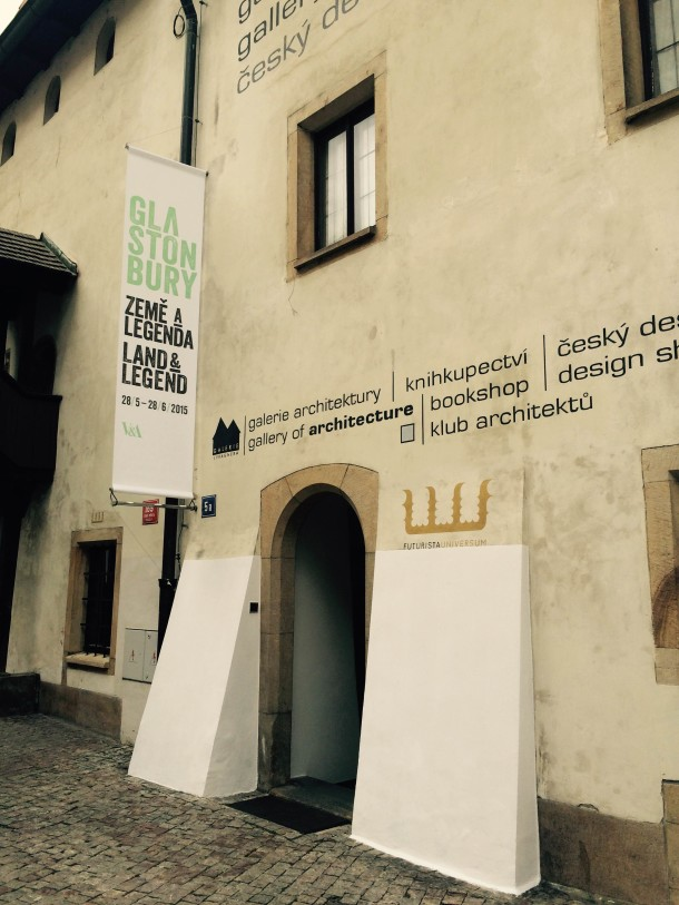 Jaroslav Fragner Gallery, Prague