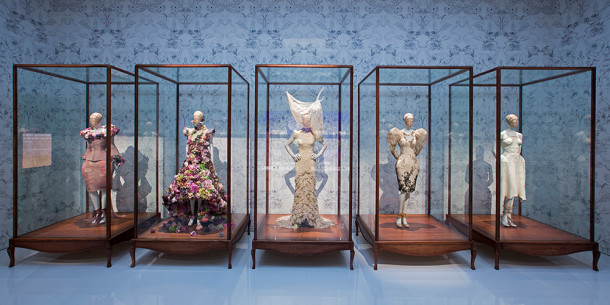 Inside the Savage Beauty exhibition