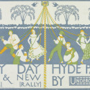 May Day, Hyde Park By Underground