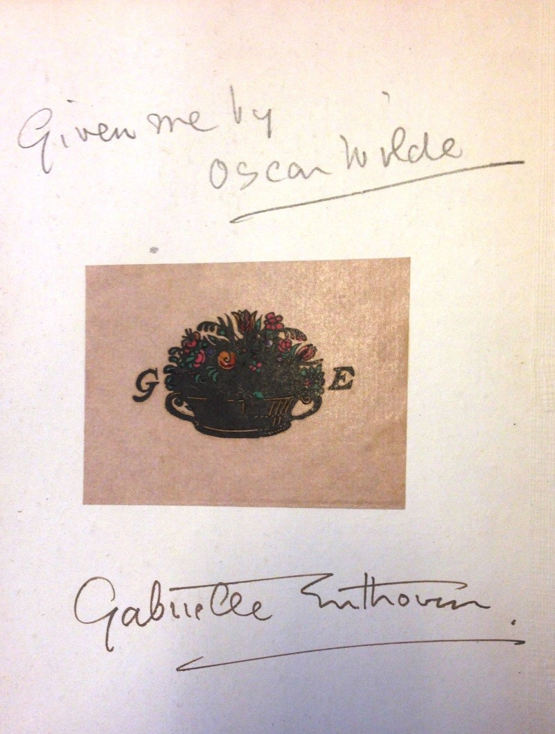 the early schooling and life of oscar wilde Drawing on her new book, making oscar wilde, her illustrated talk reveals  wilde's tumultuous early life in victorian england, and tells the story.