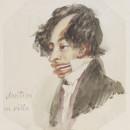 Alfred Edward Chalon, Santini en Ville, ca. 1830. Museum number E.974-1924. © Victoria & Albert Museum.