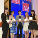 V&A Illustration Award winners, 2014,