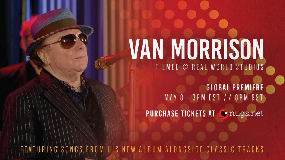Van Morrison Admat V8 1