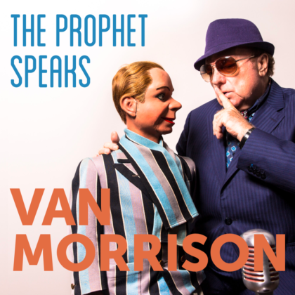 The Prophet Speaks Album Cover