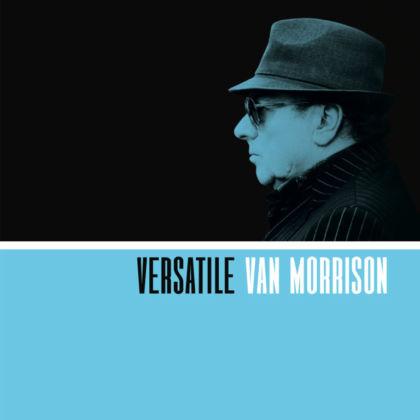 Van Morrison Versatile Album Artwork