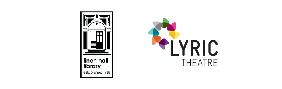 Linen Hall Lyric Theatre Logos