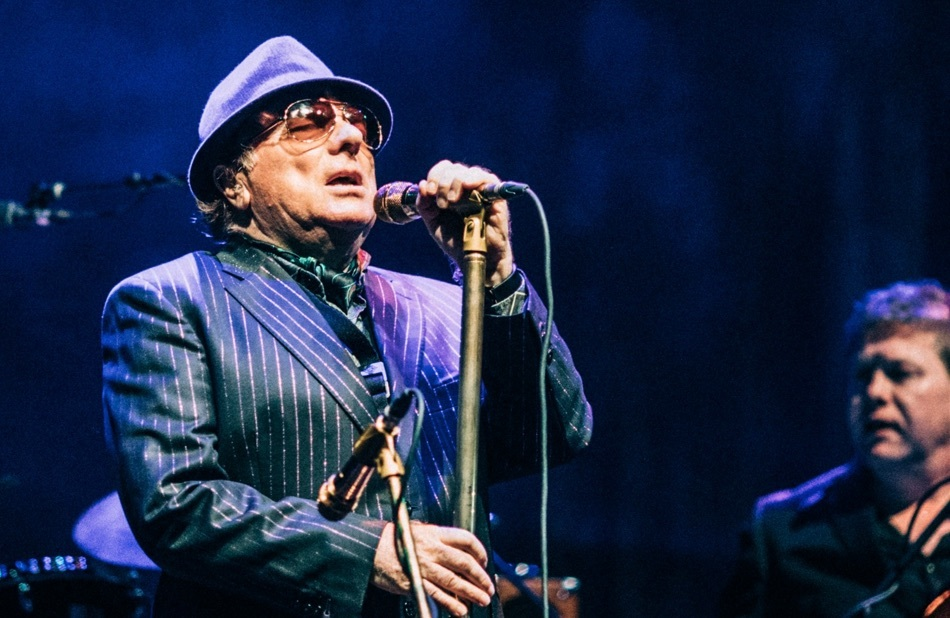Van Morrison In Fine Voice At Ace Hotel In Los Angeles