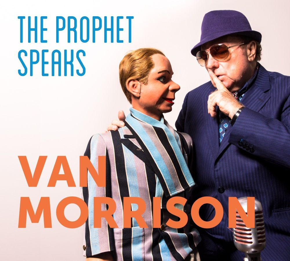 Van Morrison The Prophet Speaks Patch