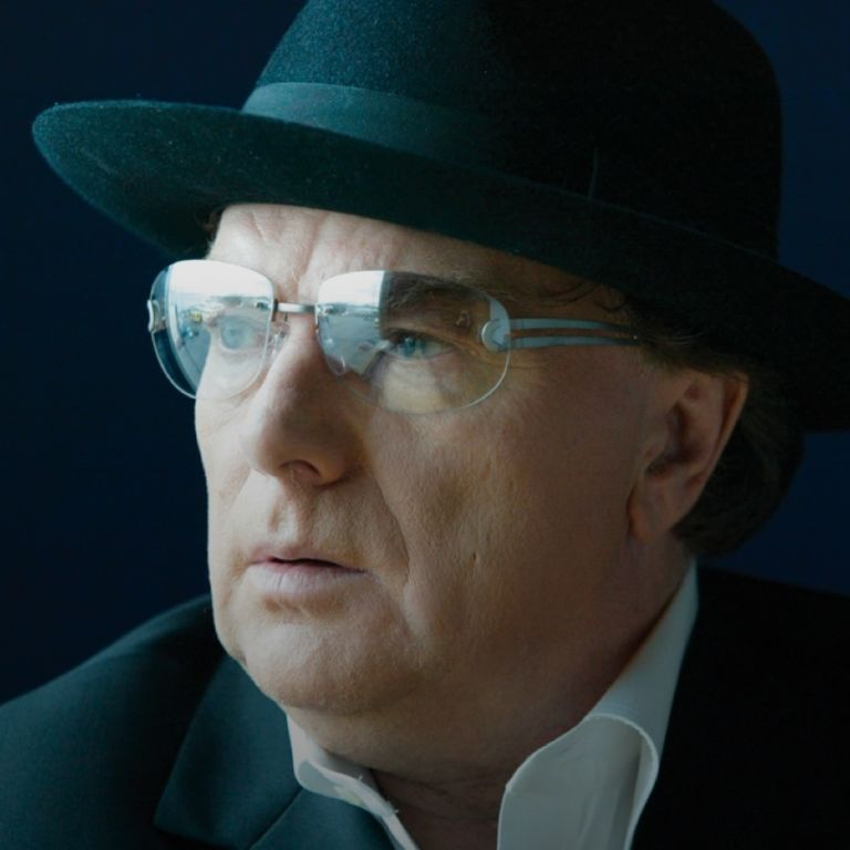 Van Morrison Playlist Patch