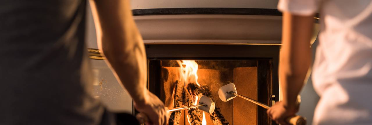 Polttopuulla koti lämpimäksi