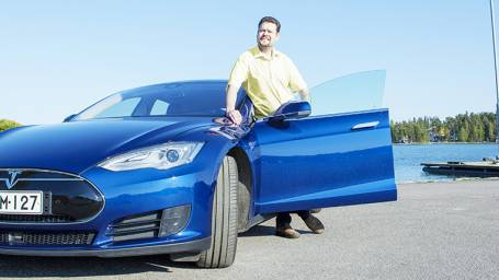 Parasta autoilua on sähköautoilu