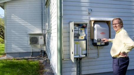 Energiaa taloon järkevästi ja joustavasti