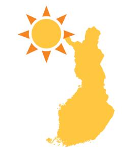Sopii Suomen ilmastoon