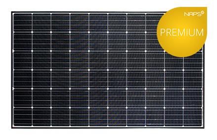 Naps Premium -aurinkosähköpaketti