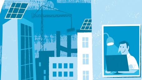 Energiamurros sähköverkossa