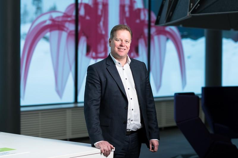Vantaan Energian uusi toimitusjohtaja haluaa panostaa asiakkaisiin ja ympäristöön