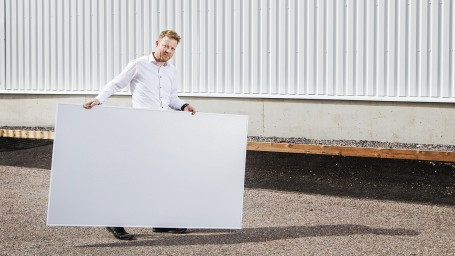 Aurinkoenergiaa Etelänavalta napapiirille