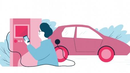 Kuinka sähköauton lataus julkisilla latauspisteillä toimii
