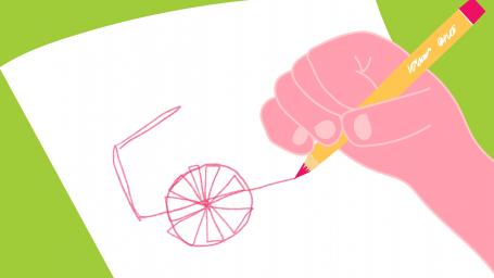 Millainen on roskapoliisiauto? Piirrä meille kuva ja voita palkinto!
