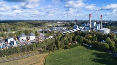 Turpeen käyttö energiantuotannossa loppuu Vantaalla vuonna 2021