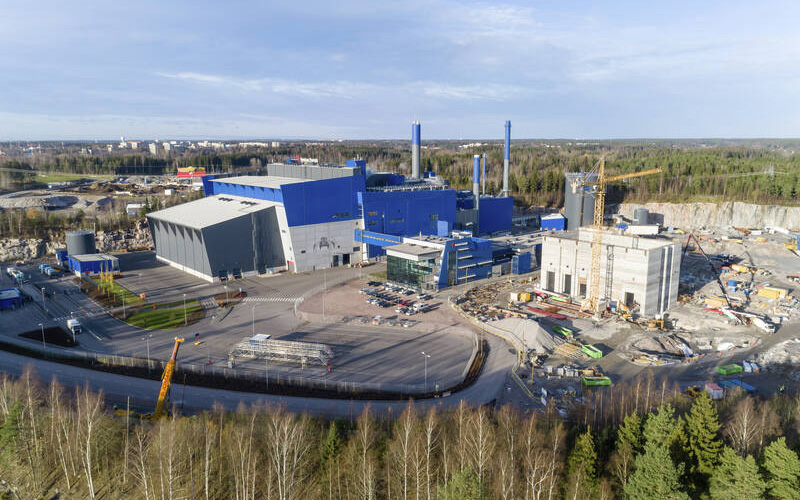 Expansion of Waste-to-Energy plant enabling a quick phase out of coal