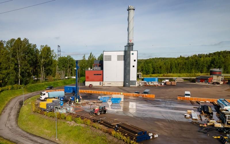 Uraauurtava geolämpölaitos valmistumassa Vantaalle