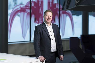 Vantaan Energia CEO Jukka Toivonen