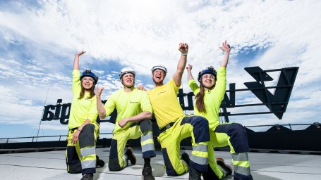 Vantaan Energia on vastuullinen työpaikka