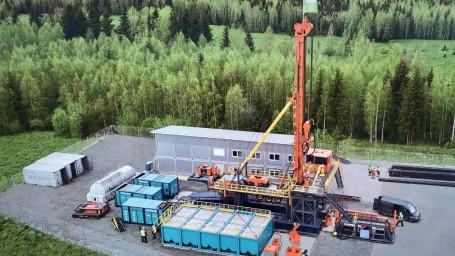 Kaupunkiyhtiöt alkavat porata syvää geolämpökaivoa Tampereella