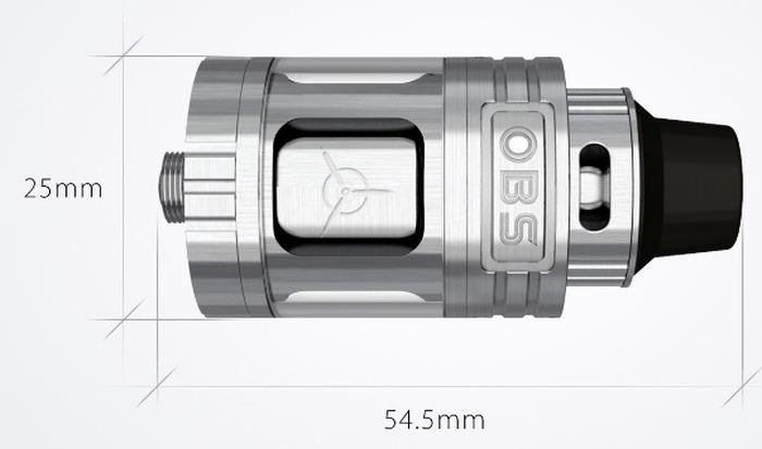 Mon test de l'atomiseur RTA OBS Engine. Découvrez pourquoi il est l'un des meilleurs RTA pour les débutants.