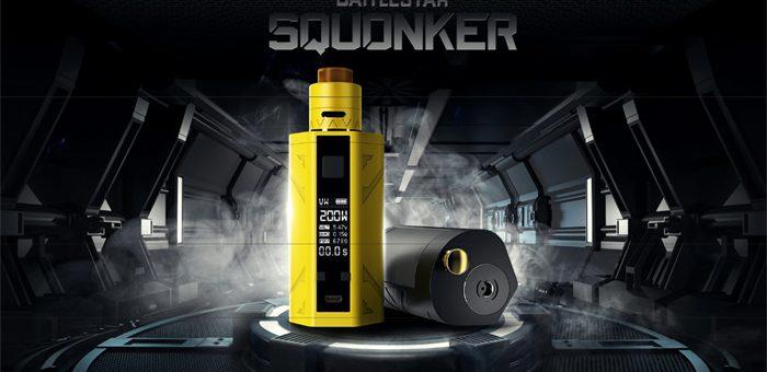 La gamme Battlestar de Smoant débarque en kit complet incluant le Dripper et la Box Battlestar en Squonker. Alors, qu'est-ce qu'elle vaut ?