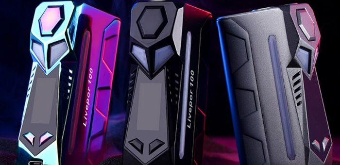 Mon test de la box Livepor 100W de Yosta. Abordable, performante, légère et un superbe design qui s'inspire des Transformers !