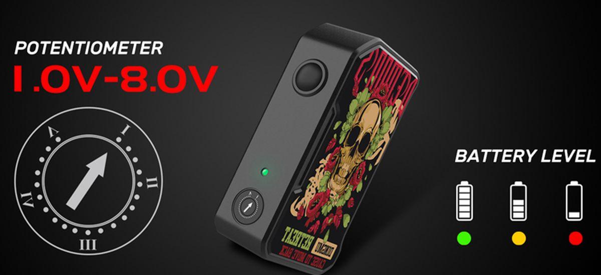 La Dovpo MVV II, une boxe semi-régulée impressionne par son prix. Et la marque Dovpo n'a plus rien à prouver dans la qualité de fabrication.