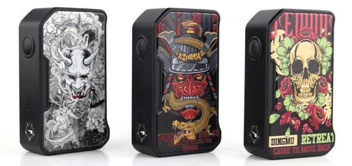 The Dovpo MVV II, a semi-regulated mod impresses with its price. And the Dovpo brand is used to give us excellent products at unbeatable price.
