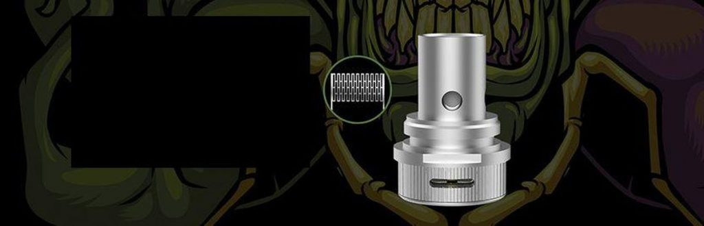 Jester Pod from Vapefly is a rebuildable Pod. After Smoant's Pasito Pod, it's the new trend of the moment.