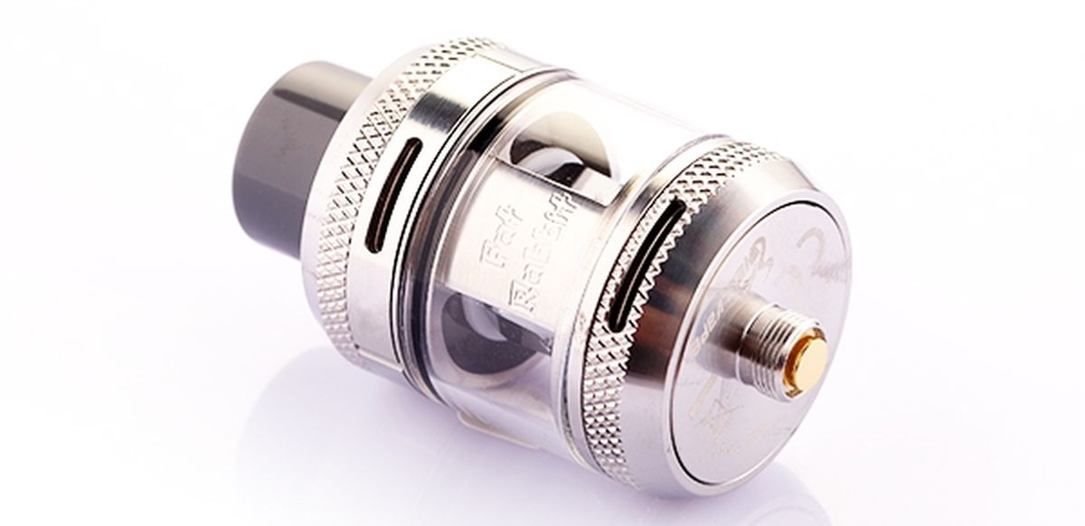 Hellvape's Fat Rabbit is a sub ohm tank with Mesh coils. Double Airflow and compatibility with lot of differents coils.