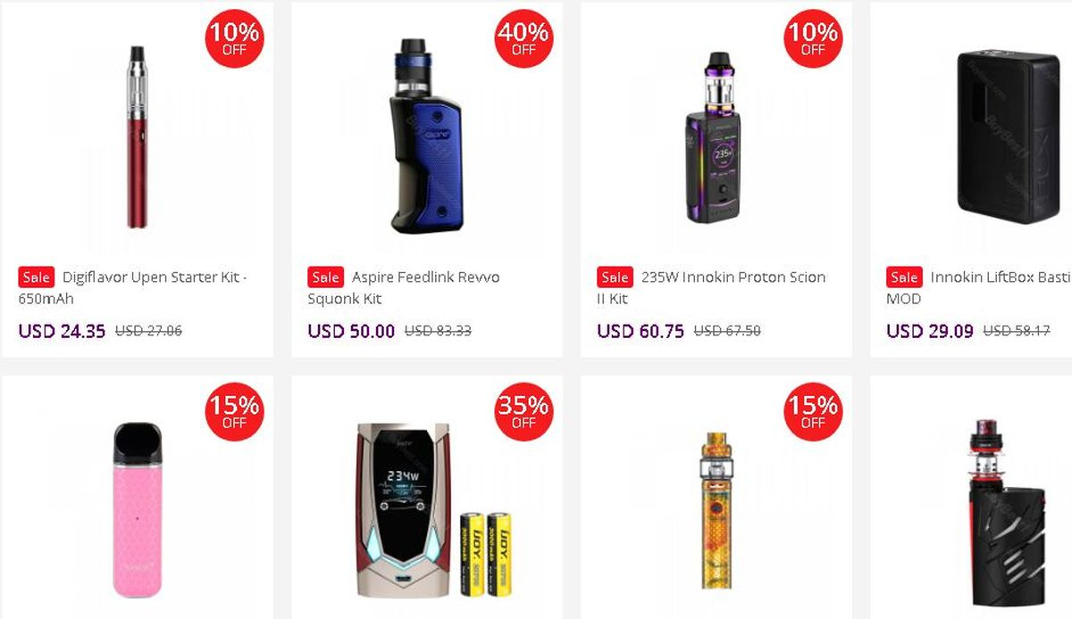 BuyBest is a Chinese site that offers electronic cigarettes and vape stuff for beginners and experienced. Is it worth it?