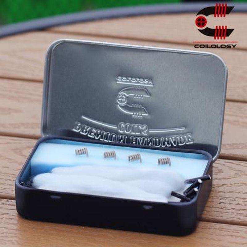 Coilology est une marque chinoise qui propose des coils et des fils résistifs qui sont de bonne qualité pour leur prix. Découverte.