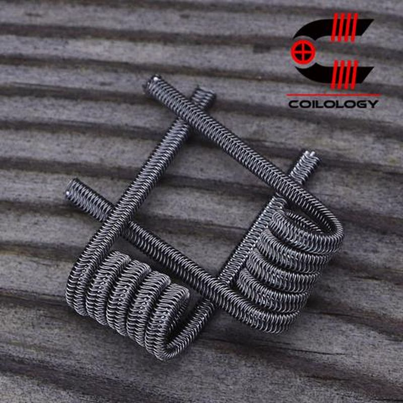 Coilology is a Chinese brand that offers coils and wires that are good quality for their price. Let's take a look.